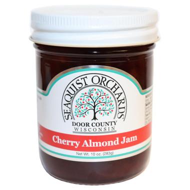 Seaqusit Cherry Almond Jam