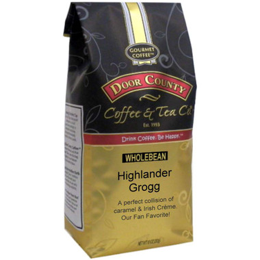 Highlander Grogg Coffee 10 oz. Bag Wholebean