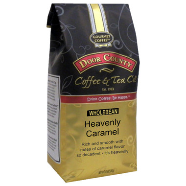 Heavenly Caramel Coffee 10 oz. Bag Wholebean