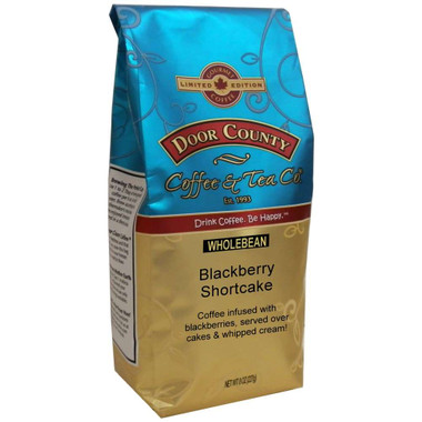 Blackberry Shortcake Coffee 8 oz. Wholebean