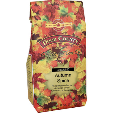 Autumn Spice Coffee 8 oz. Bag Ground
