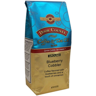 Blueberry Cobbler Coffee 8 oz. Ground