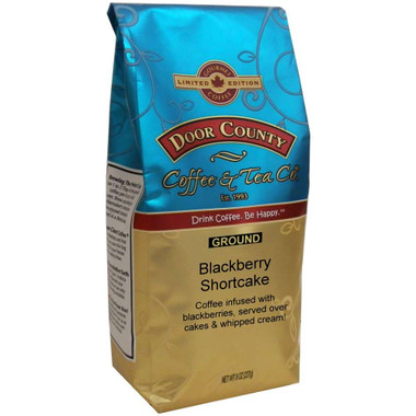 Blackberry Shortcake Coffee 8 oz. Ground