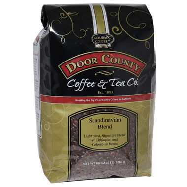 Scandinavian Blend Coffee 5 lb. Bag Wholebean