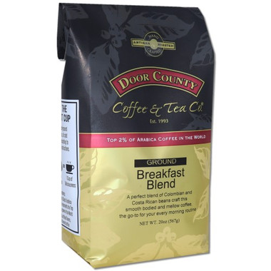 Breakfast Blend Coffee 20 oz. Bag Ground