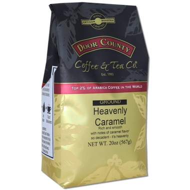Heavenly Caramel Coffee 20 oz. Bag Ground