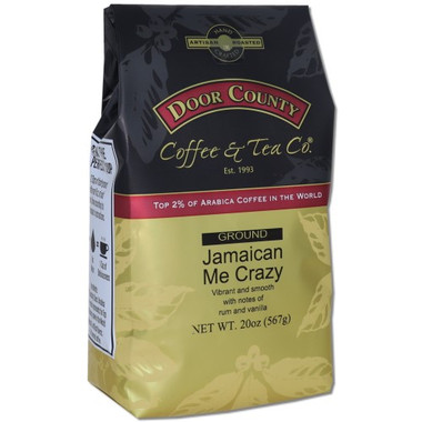 Jamaican Me Crazy Coffee 20 oz. Bag Ground