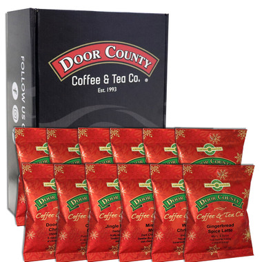 Holiday Coffee Full-Pot Bag 12-Pack Gift