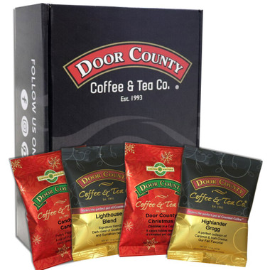 coffee for a month gift set holiday
