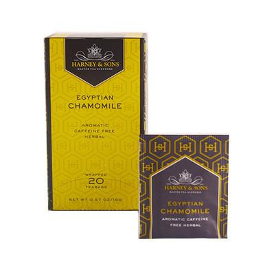 Harney & Sons Egyptian Chamomile Tea - 20 Bags