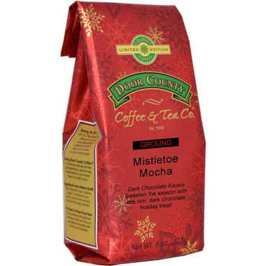 Mistletoe Mocha Coffee 8 oz. Bag Ground