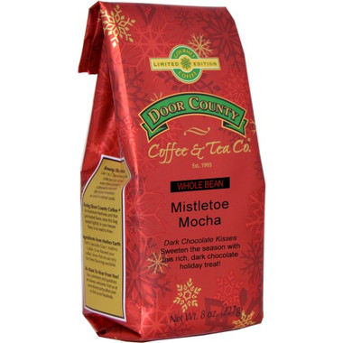 Mistletoe Mocha Coffee 8 oz. Bag Wholebean