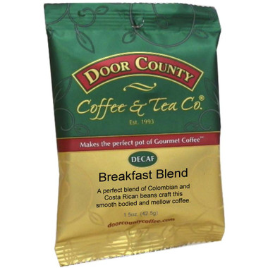 Breakfast Blend Decaf Coffee Full-Pot Bag