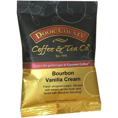 Bourbon Vanilla Cream Coffee Full-Pot Bag