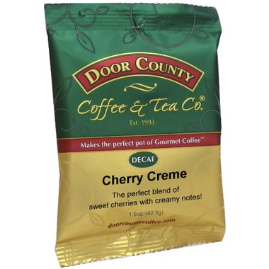 Cherry Creme Decaf Coffee Full-Pot Bag