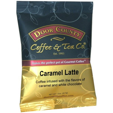 Caramel Latte Coffee Full-Pot Bag
