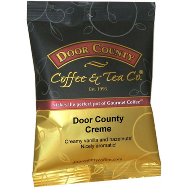 Door County Creme Coffee Full-Pot Bag