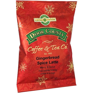 Gingerbread Spice Latte Coffee Full-Pot Bag
