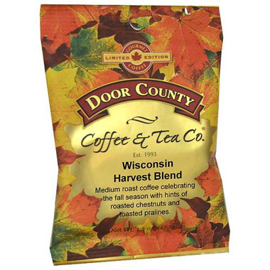 Wisconsin Harvest Blend Coffee Full-Pot Bag