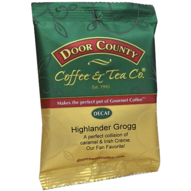 Highlander Grogg Decaf Coffee Full-Pot Bag