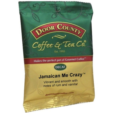 Jamaican Me Crazy Coffee Decaf Full-Pot Bags