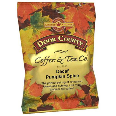 Pumpkin Spice Decaf Coffee Full-Pot Bag