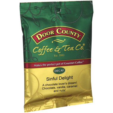 Sinful Delight Decaf Coffee Full-Pot Bag