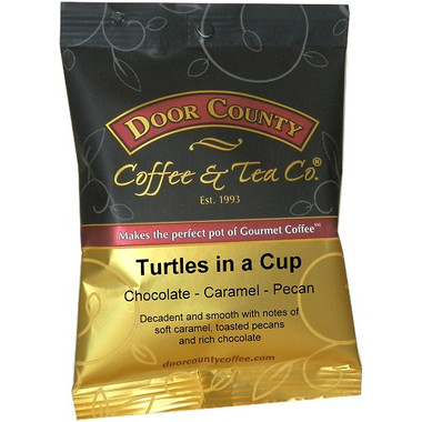 Turtles in a Cup Coffee Full-Pot Bag