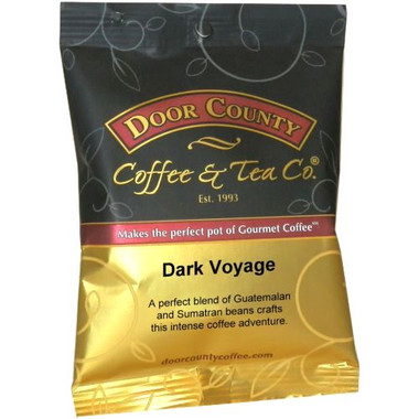 Dark Voyage Coffee Full-Pot Bag