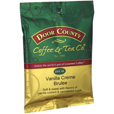 Vanilla Creme Brulee Decaf Coffee Full-Pot Bag