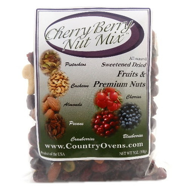 Cherry Berry Nut Mix