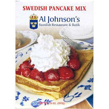 Al Johnson's Swedish Pancakes