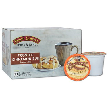 Frosted Cinnamon Buns Coffee Single Serve Cups
