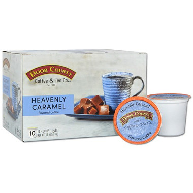 Heavenly Caramel Coffee Single Serve Cups