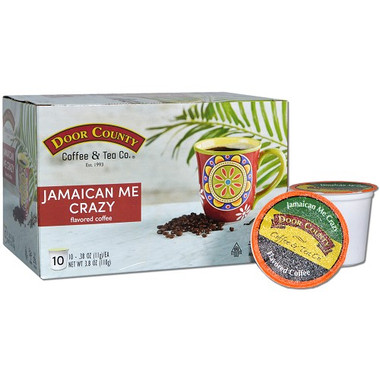 Jamaican Me Crazy Coffee Single Serve Cups
