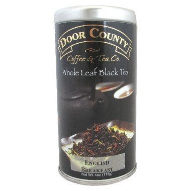 Door County English Breakfast Loose Leaf Tea