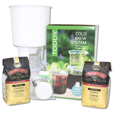 Toddy Cold Brew Flavored Coffee Kit
