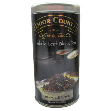 Door County Orange & Spice Loose Leaf Tea