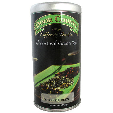Door County Serene Green Loose Leaf Tea