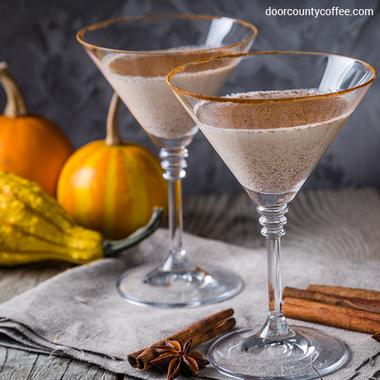 Caramel Coffee Martini