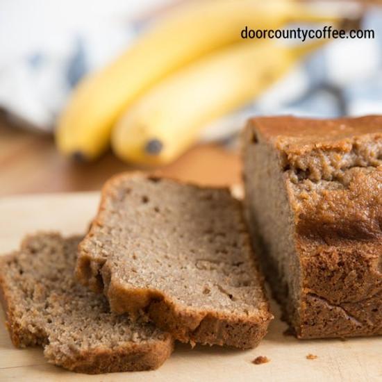 Hazelnut Cream Banana Bread