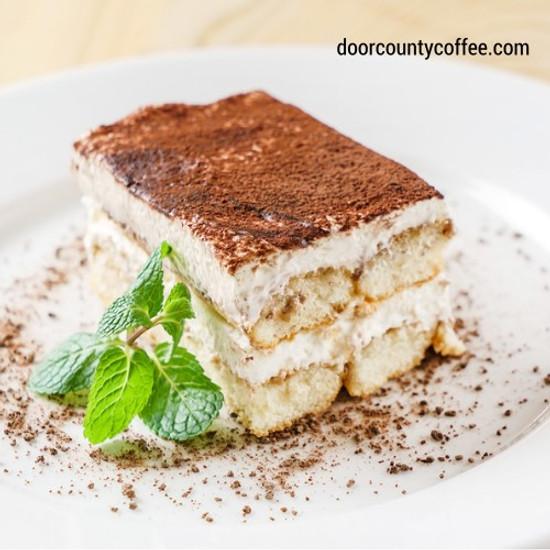 Mocha Caramel Italian Cake