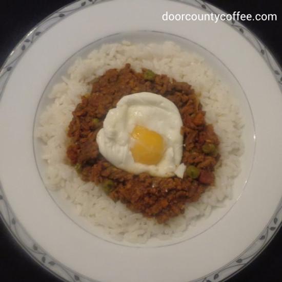 Colombian Keema Curry