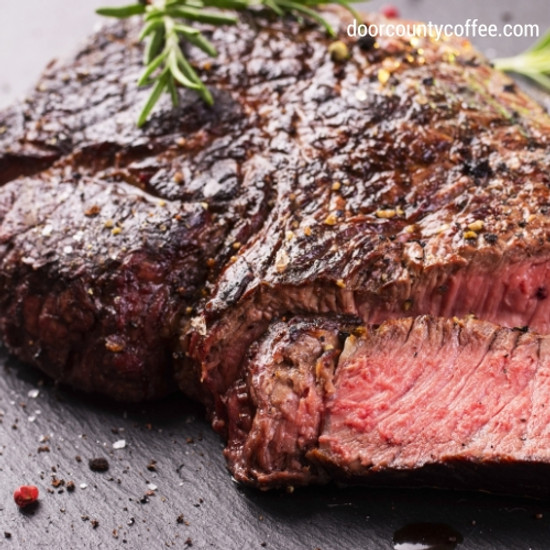 Java Rub Steaks