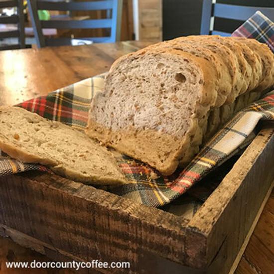Jingle Bell Java Cracked Wheat Bread