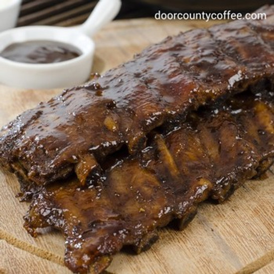 Jerk Up the Flavor Grilled Ribs