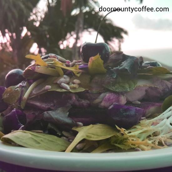 Easy Elegan Sardine Salad with Door County Vinaigrette