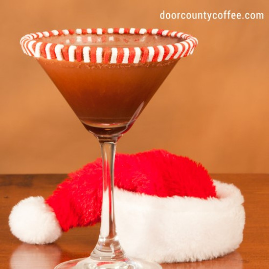 Home for the Holidays Martini