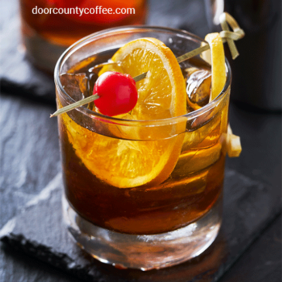 Old Fashioned Coffee Cocktail