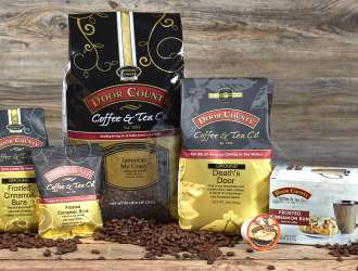 Door County Coffee Customer Favorites